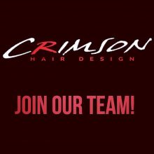 STYLISTS Crimson is offering a great opportunity to advance your career.  If you have been thinking about a change let's chat!  We are currently seeking mature, motivated individuals that are passionate about the beauty industry to join our team in a cha