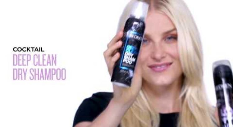 How to Use Redken Deep Clean Dry Shampoo