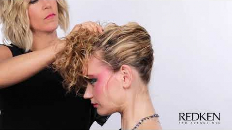 How To Create A 1980's Pop Star Hairstyle for Halloween