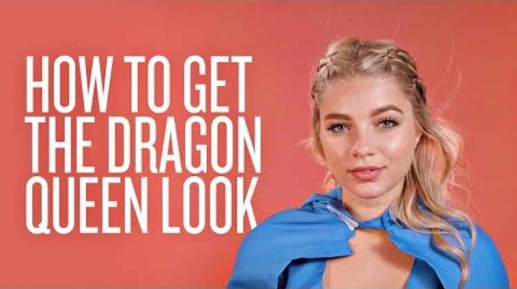 How to Get the Dragon Queen Look for Halloween