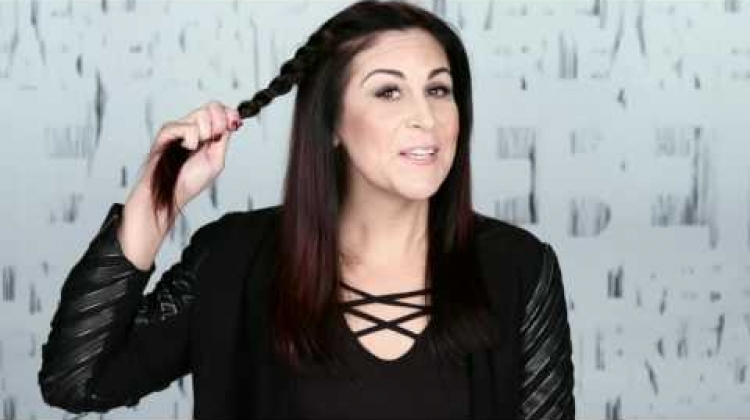 Festival Hairstyle Tutorial: How to Create a Boho, Twisted, Half Up Half Down Hairstyle