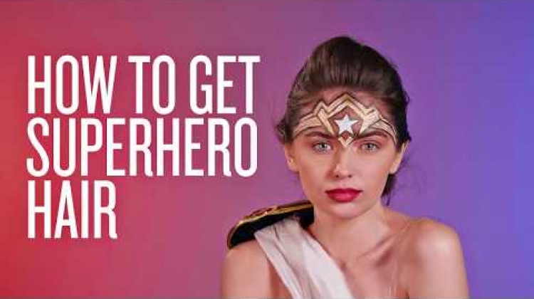 How to Get Superhero Hair for Halloween