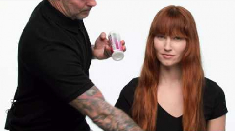 How To Prep Dry, Thick Hair for Styling | Redken Pillow Proof