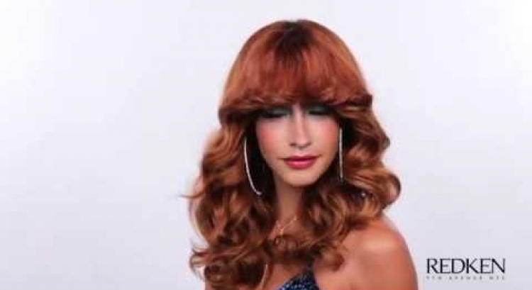 How To Create A 1970's Inspired Hairstyle For Halloween