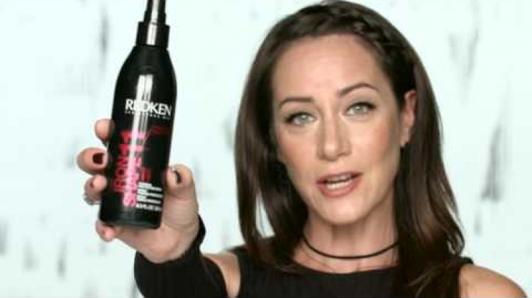 Glam Waves with a Wraparound Braid Red Carpet Hair Tutorial with Chiala Marvici for Redken