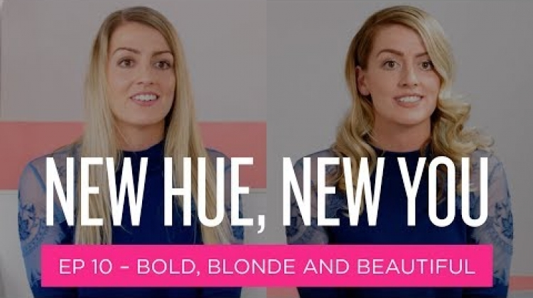 New Hue, New You: Bold, Blonde, and Beautiful (Ep 10)