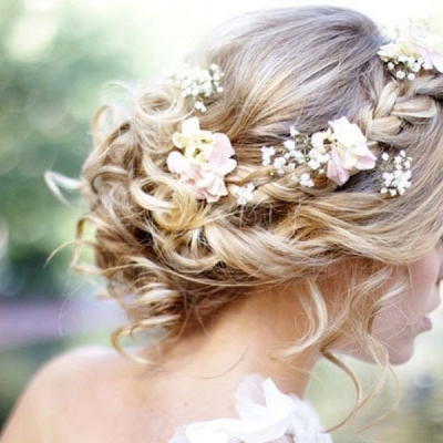 Bridal / Grad/  Formal Hair