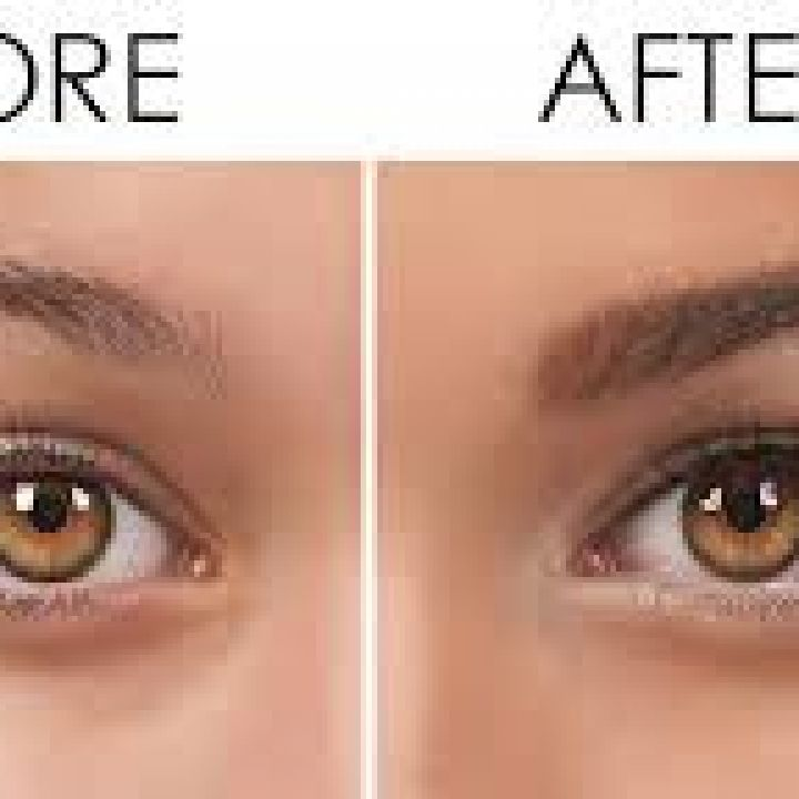 Lash and Brow Tinting