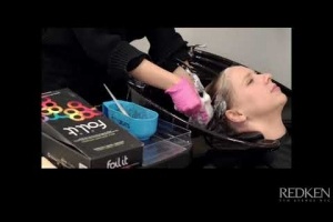 Silvia Reis using Flash Lift Bonder Inside